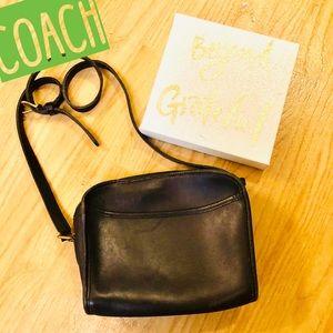 Coach Black Vintage 9087 Metropolis